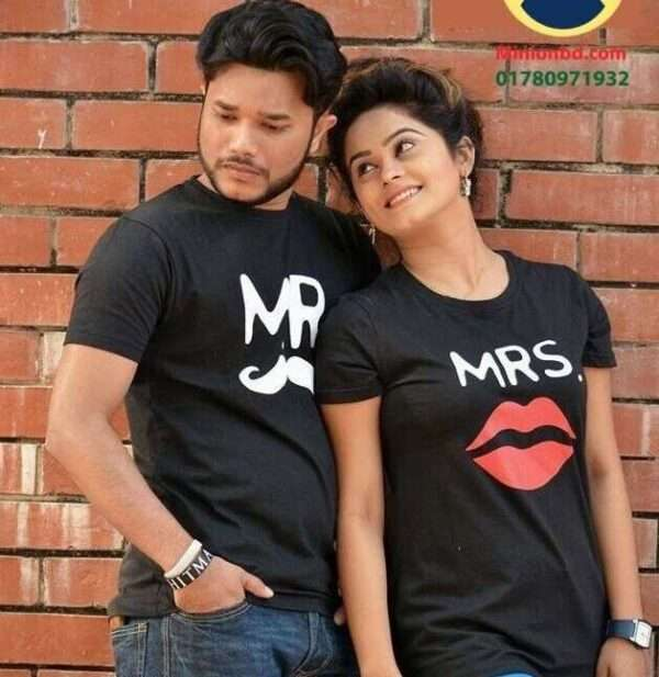 couple t shirt in bd