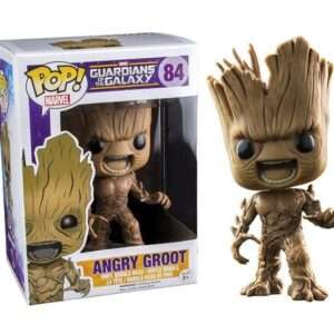 angry groot funko pop 84