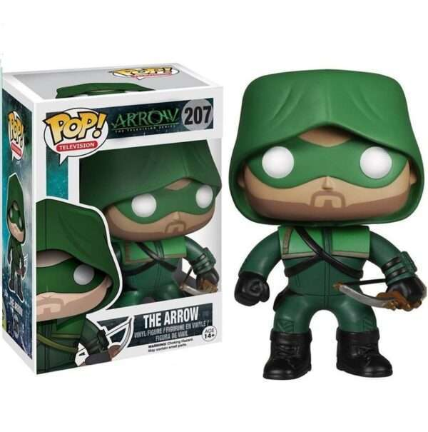 arrow funko pop 207