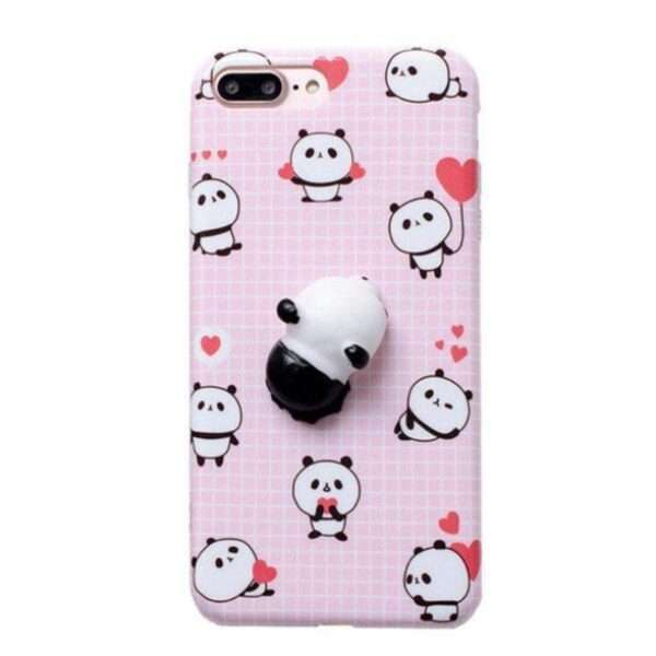 Squishy panda Iphone cover
