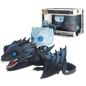 night king and icy viserion 58 pop