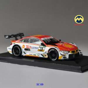 Racing car miniature