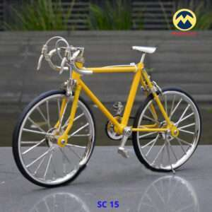 Racing Bicycle Miniature