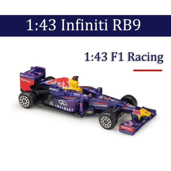 RB9 FORMULA1 F1 RED BULL scale car
