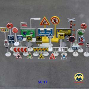 RAFFIC SIGNS SIGNALS MODELS SET