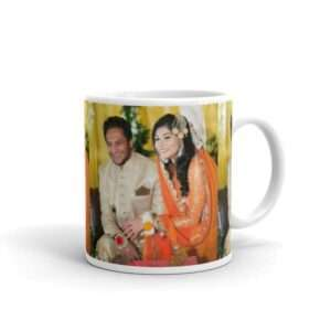 Customized Ceramic Mug with any Image or Text