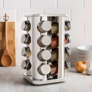 16 Slot High Quality Spice Rack