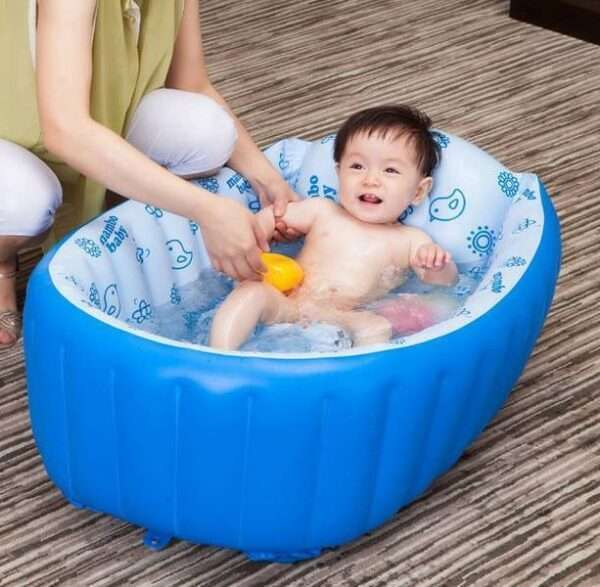 nflatable-Baby-Bathtub