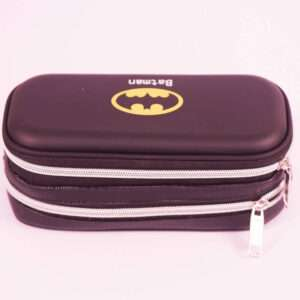 batman double layer pencil box