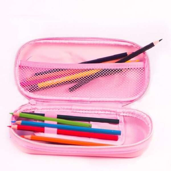 inside hard pencil case
