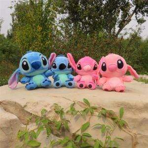 Stich soft doll