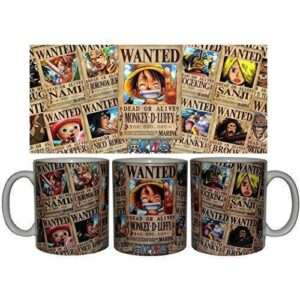 One Piece Ceramic Mug