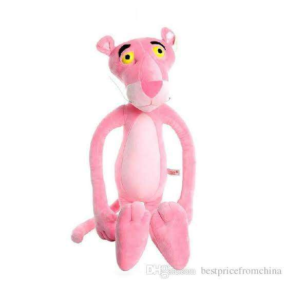 Pink Panther soft doll