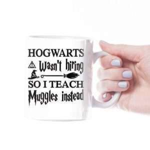 Harry Potter Mug Muggle Teacher