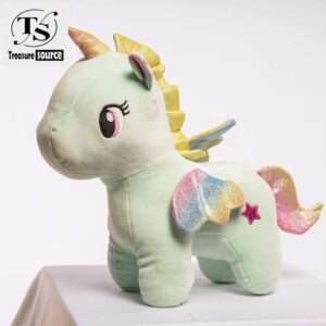 Unicorn plush doll TS