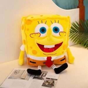 spongebob plush toy