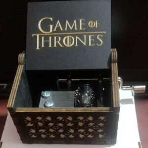 Game of thrones music box.