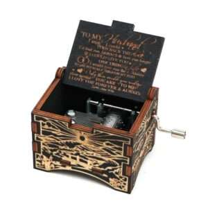 harry potter music box classic black edition