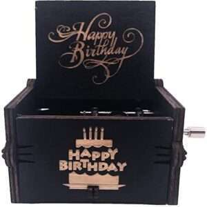 happy birthday music box.....