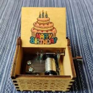 Happy Birthday Music Box (1)Happy Birthday Music Box (1)