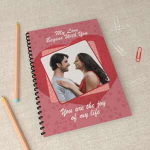 customized notebook with any image in Bangladesh